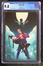 CGC 9.8 Jerome Opena BATMAN 100 Virgin Variant 1st GHOST-MAKER Joker Punchline B