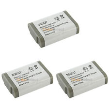 3 NEW Rechargeable Cordless Home Phone Battery for Vtech I5808 I5858 I5871 HOT!