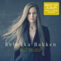 REBEKKA BAKKEN - MOST PERSONAL  2 CD NEU