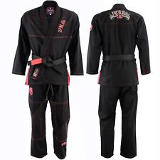 Jiu Jitsu Gi Uniform MMA A4 Brazilian Fight Wear Spartacus Edition II BJJ