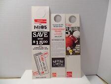 3- 1970's Coca-Cola Bottle Hangers