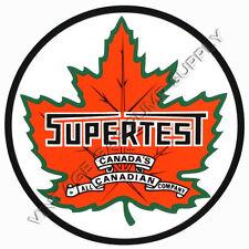 "Supertest 12"" Vinyl Decal (DC177)"