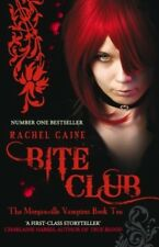 New, Bite Club (Morganville Vampires), Rachel Caine, Book