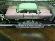 1:18 die cast MRC Elvis Pink Cadillac
