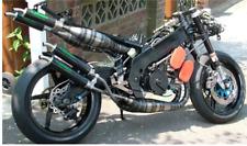 Silencer Exhaust Expansions Suzuki Rg 500 Jollymoto 0608 Silencers Carbon