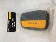 one C75 test lead soft case for Fluke scopemeter new, never open