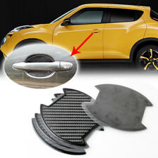 4 Pcs For NISSAN JUKE F15 Hatchback Side Door Bowl Sticker Decoration 2017