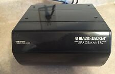 Black & Decker Spacemaker Black Can Opener Mounting Screws Under Cabinet CO100B