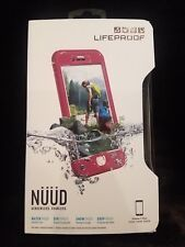 LifeProof Nuud Waterproof Case for iPhone 7 Plus / 8 Plus - Purple - Authentic