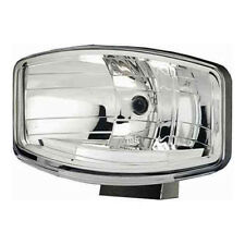 New Hella Jumbo 320FF Clear Lens Driving Lamp SINGLE LAMP Without Side Light