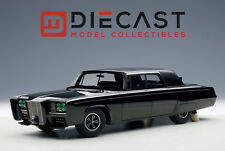 AUTOART 71546 BLACK BEAUTY, GREEN HORNET, BLACK, TV SERIES 1:18TH SCALE