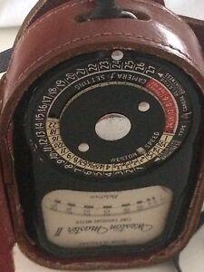 Sangamo Weston Master II Light Meter Spare & Repair
