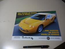 hommell BERLINETTE RS French Brochure