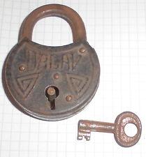 vorhängeschloss verziert dalav vorhänge schloss schlüssel antik alt top deko