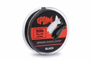 Spomb Spod Braid 20lb 300m or Braided Shockleader 50lb 50m - Carp Fishing *New*