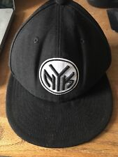 NEW York Knicks NBA Nero New Era Berretto Da Baseball Taglia 7 1/4