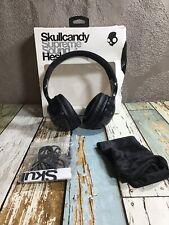 Skullcandy Hesh Supreme Sound Headphones Black