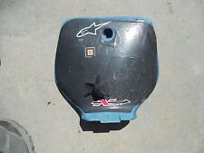 1996 YAMAHA YZ125 FRONT NUMBER PLATE