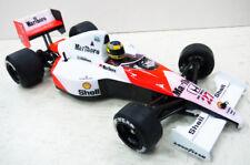 1/10 RTR Prepainted F1 Mclaren Mp4/5B Ayrton Senna RC Body for Tamiya F103 F104w