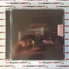 Johnossi - Transitions (CD, 2013) *New & Unsealed*