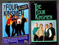 The Four Kinsmen - Cassette Tape Vintage Lot