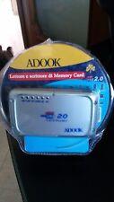 Lettore e Scrittore Memory Card + Compact Flash - San Disk - 2 GB