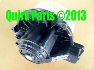 OEM NEW 2010-2012 Ford Fusion Lincoln MKZ Motor - Cooling Blower AE5Z-19805-D