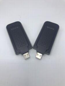 Belkin Wireless G Plus MIMO USB Network Adapter 802.11g  Model F5D9050 Ver. 3002