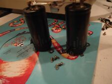 Marantz 2250 Stereo Receiver Parting Out Filter Capacitors (Pair)