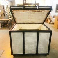 Large Kiln for Ceramic or Glass, MIC 6000 Controller