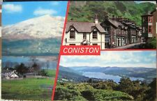 England Coniston Yewdale Road Old Man Water - posted 1981