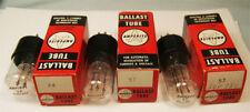 Amperite 3-4 & 9-7 Ballast tubes New Old Stock