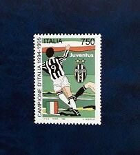 Italia 1995 Juventus Campione d'Italia 1 v. nuovo MNH**