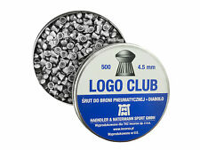 Air gun pellet Diabolo H&N Logo Club Pellets cal.177 4.5 mm 500 pcs. 0.49 g