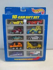 Hot Wheels 10 Car Gift Pack w cement mixer