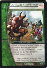 Marvel VS CCG - Marvel Knights - Outback Stronghold #192