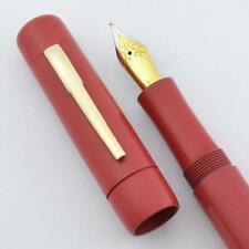 Peyton Street Pens Zayante Fountain Pen - Pink Ebonite, JoWo #6 Nibs (New)