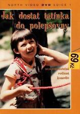 Jak dostat tatinka do polepsovny 1978 Czech Comedy Tomas Holy DVD R2