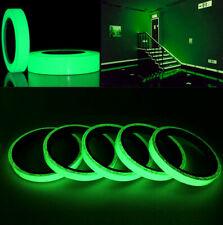 1*Decor Glow In The Dark Luminous Self-adhesive Safety Sticker Tape Car Sticker