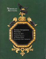 Northeast Americana Folk Art Auction Catalog March 2015