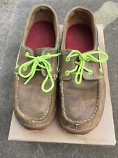 Twisted X Youth Size 6 Driving Moc