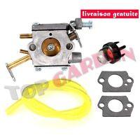Carburateur Pour Homelite CSP3314 Tronçonneuse # Walbro WT-673 A09159 000998271
