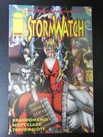 Stormwatch #7 - Image Comics # J78