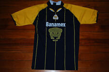 Men's Banamex Pumas Soccer Football Futbol Mexico Jersey (Medium)