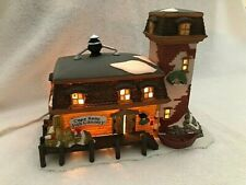 Department 56 New England Village Cape Keag Fish Cannery 5652-9 Retired - Used