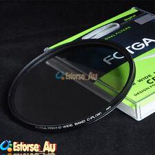 FOTGA 52mm PRO1-D Super Slim Circular Polarizing Protector CPL C-PL Lens Filter