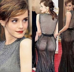 EMMA WATSON - GORGEOUS AND IN AN INTERESTING DRESS !!