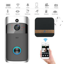 Wireless WiFi Video HD Camera Two-Way Talk Phone PIR Smart Doorbell Door Bell