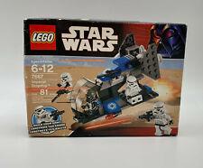 LEGO Star Wars 7667 Imperial Dropship - Shadowtrooper Stormtrooper Minifigures