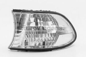BMW 7 Series E38 99-01 Clear Front indicator Left Passenger Near Side N/S OEM
